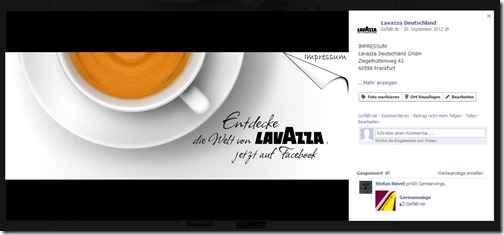 Lavazza (Image-Comment)