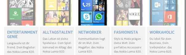 """""""Networker""""-Test des neuen Nokia Lumia 820"""
