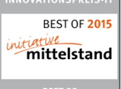 "Innovationspreis-IT ""Best of 2015"""