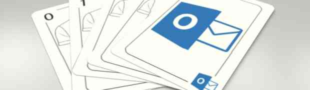 Planning poker with Microsoft Outlook